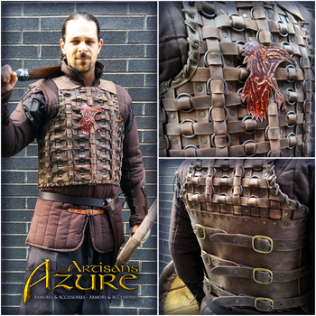 Viking Ring Armor by ArtisansdAzure