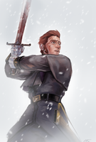 Hans by Desolee