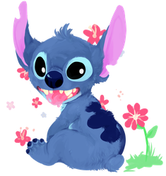 stitch by aliensphynx