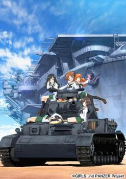 Girls und panzer by Bezsoba