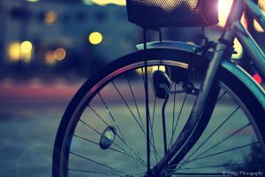 BICYCLE by nathnim