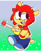 Um Jammer Lammy by CookiedeKitty