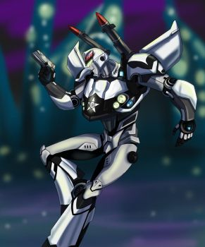 Transformers Prime Prowl by Ty-Chou
