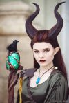The curse lasts til the end of time [Maleficent] by FaerieBlossom