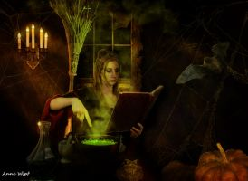 Bewitched by annewipf