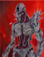 Shin Gojira: The New Genesis by AVGK04