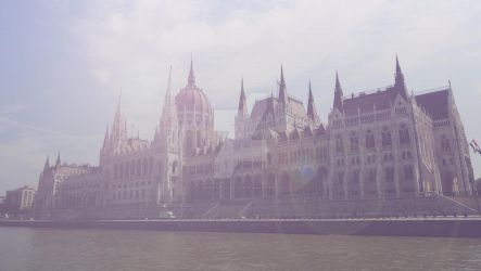 Dreamy Budapest by windinthehair
