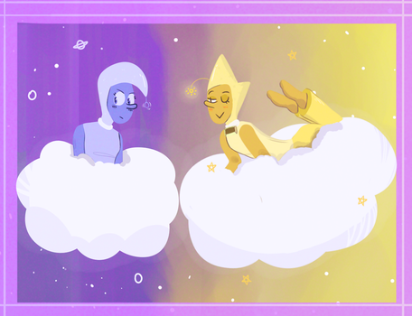 say hi to the stars for me by PorlsPeaches