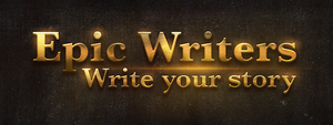 Logo2: Epic Writers by Pstrnil