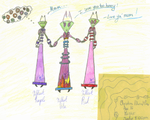 Tallest Vola and kids by InvdrDana