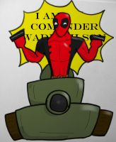 I AM COMMANDER WADE WILSON by CoolestNinja1242