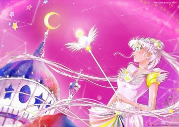 Sailor Cosmos by FanasY