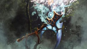 WoW artifact: Balance - Scythe of Elune by Chewiebaka