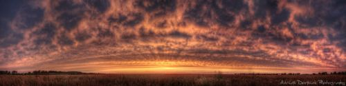 Who fired up the sky? by rekokros