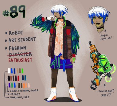 [not for sale!] Design #89 by HJeojeo