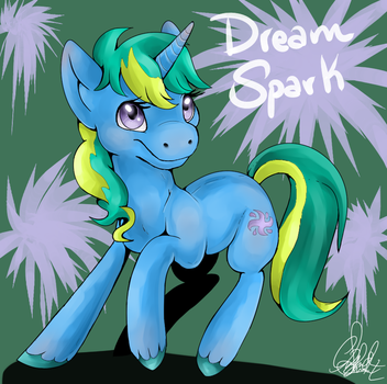 Gaia commission- Dream Spark by Acidiic