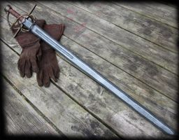 Larp foam Rapier by BloodworxSander