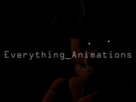 FNAF 2 Freddy: In FNAF 3 Menu by EverythingAnimations