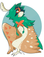 Decidueye by MinueCharm