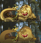 BrasilART Challenge - Disney Paintover - P and F by SaTTaR