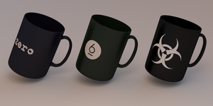 Mugs by JoaoYates