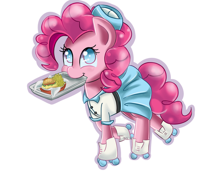 One Hay Burger Comin' Right Up by Scarletts-Fever