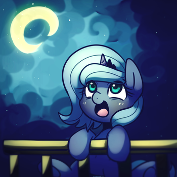 Moon~ by Marenlicious