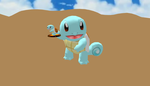 MMD Squirtle by Valforwing
