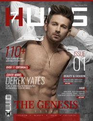 7Hues Magazine - Issue 01 by MadSDesignz