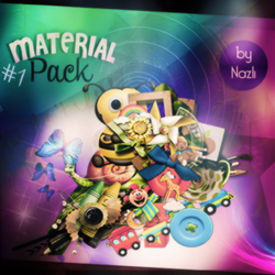 Material Pack#1 by SmilerGirlll