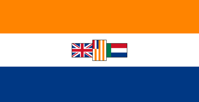 South Africa by Politicalflags