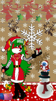 Christmas deviantartID by mkl91
