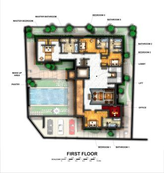 villa_layout plan _2 by Zorrodesign