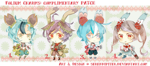 [CLOSED] Folium Charms: Complimentry Patch by Staccatos