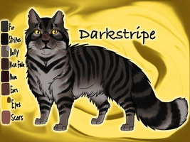 Darkstripe of ThunderClan - The Darkest Hour by Jayie-The-Hufflepuff