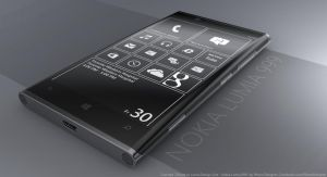 Nokia Lumia 999 by JonDae