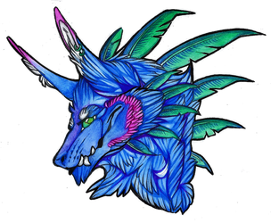 Cassiopeia Headshot by lonespirits