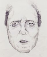 Christopher Walken by izabelle-imam