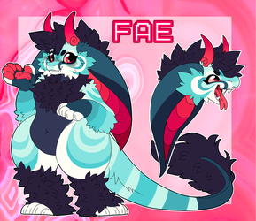 Fae (NEW MAIN SONA!!) by Honey-Beest