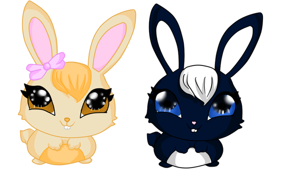 Adoprables: Bunny ^_^ by WinxSale