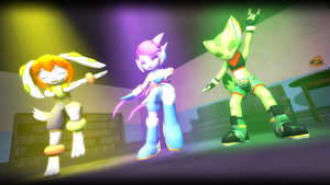Party hard! [Freedom Planet] by TBWinger92