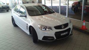 2013 Walkinshaw Commodore SS W310 by TricoloreOne77