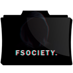 MR.ROBOT : TV Series ICON and PNG V1 by Amr-Hamdy