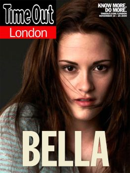 Time out Cover Bella by harrynotlarry