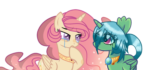 It okay to cry, Lady Bright Sunrise by Starryskystorm