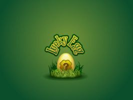 Lucky Egg splash by mepine