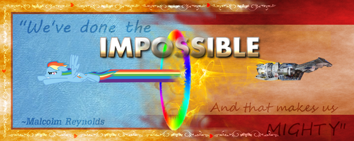 Done the Impossible by nhoj757