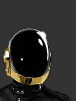 daft punk guy-manuel by thedbp