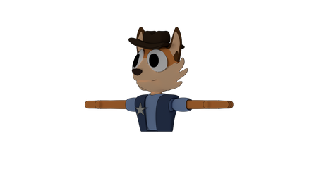 {UPDATE} Tod Hayseed W.I.P by SonicTFMLP123