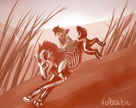 Let's Shake Some Dust by Volbeatic